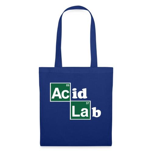 Acid Lab - Bolsa de tela