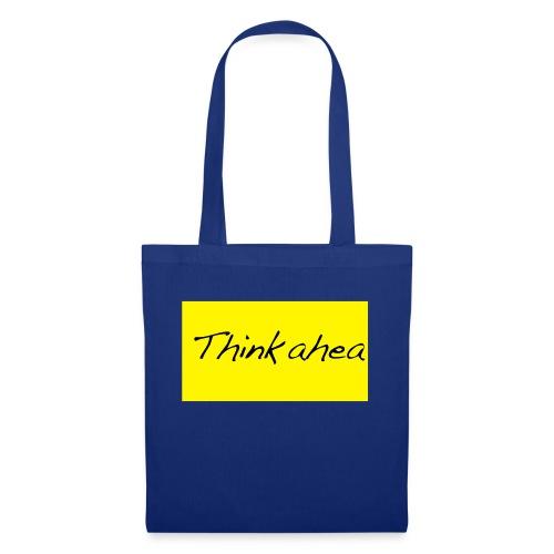 thinkahead - Tote Bag