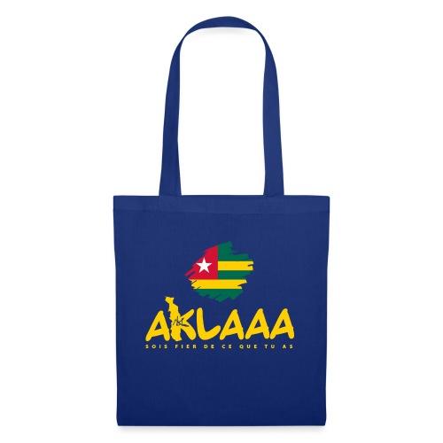 Aklaaa - Togo - Jaune - Sac en tissu