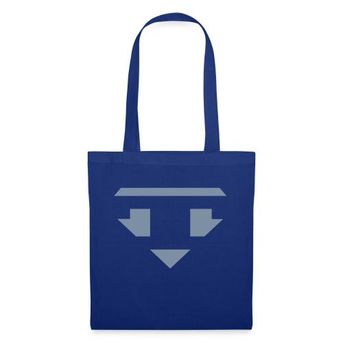 Twanneman logo Reverse - Tas van stof