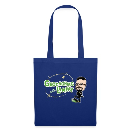 Geocaching With Lampay - Tote Bag