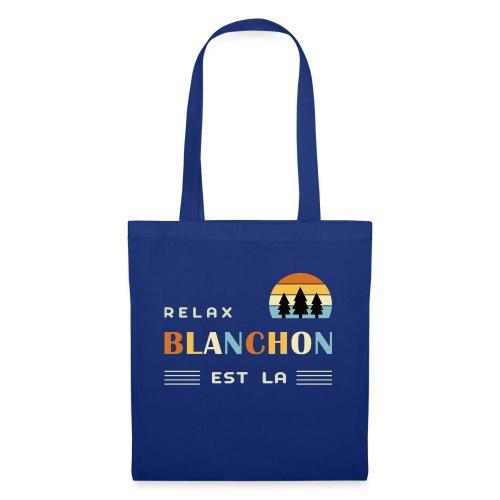 blanchon tshirt - Tote Bag