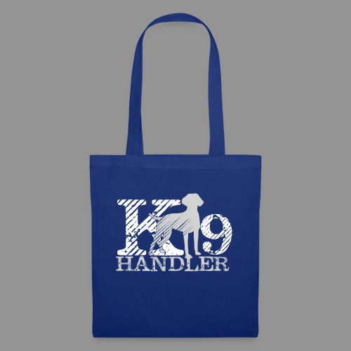 K-9 Handler - German Shorthaired Pointer - Tote Bag