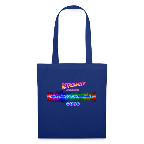 NEW DESIGN- Anything is achievable - Tote Bag