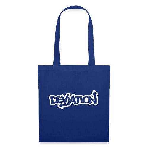 deviation white - Tote Bag