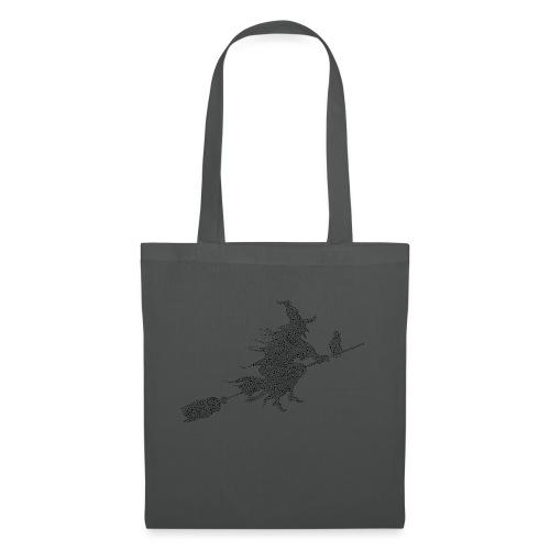 czarownica - Torba materiałowa