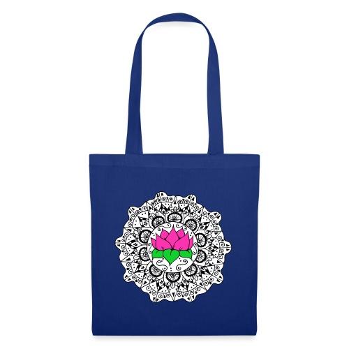 Lotus Flower Mandala - Tote Bag