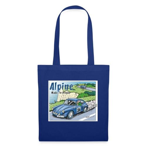 Polete en Alpine 106 - Tote Bag