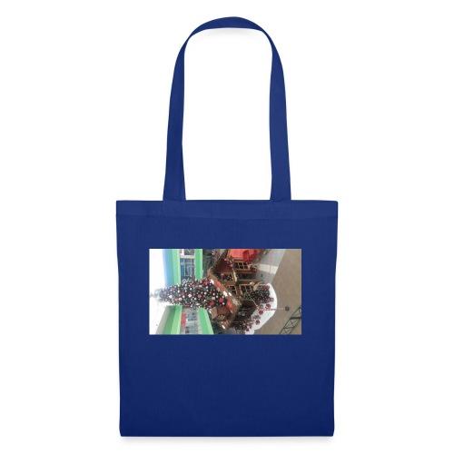 arbol navideñol - Bolsa de tela