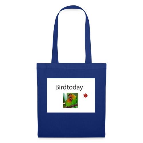 Birdtoday en Knuckels - Tas van stof