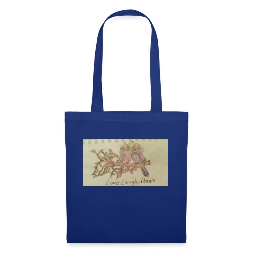 love, laugh. dream - Tote Bag
