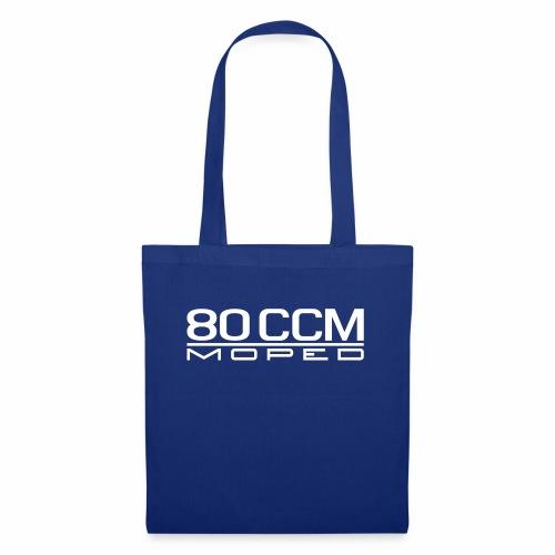 80 ccm Moped Emblem - Tote Bag