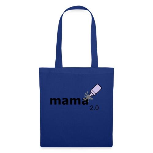 Mama_2-0 - Stoffbeutel