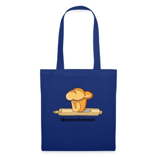 Brioche française et rouleau à patisserie - Tote Bag