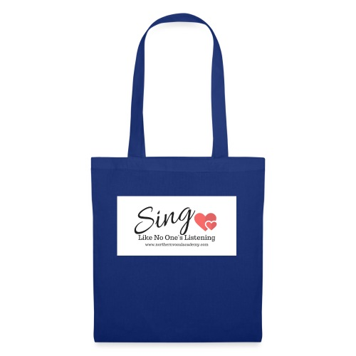 Sing Like No One's Listening - Tote Bag