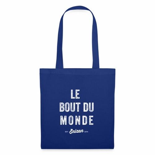 ENIZAN-LE-BOUT-DU-MONDE - Tote Bag
