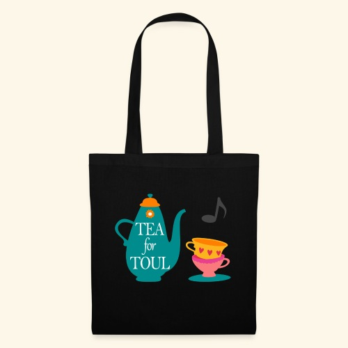 Tea for Toul - Tote Bag
