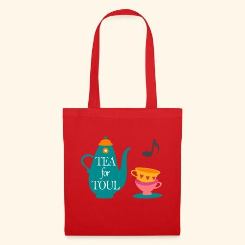 Tea for Toul - Tote Bag
