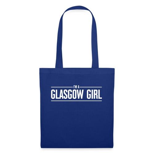 I'm A Glasgow Girl - Tote Bag