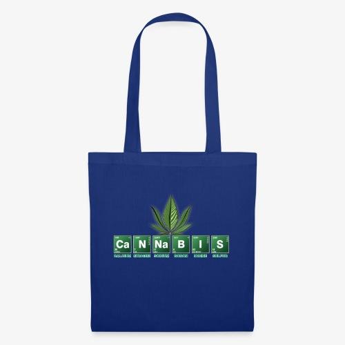 cannabis bad - Stoffbeutel