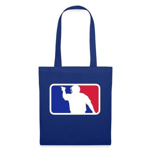 Baseball Umpire Logo - Tote Bag