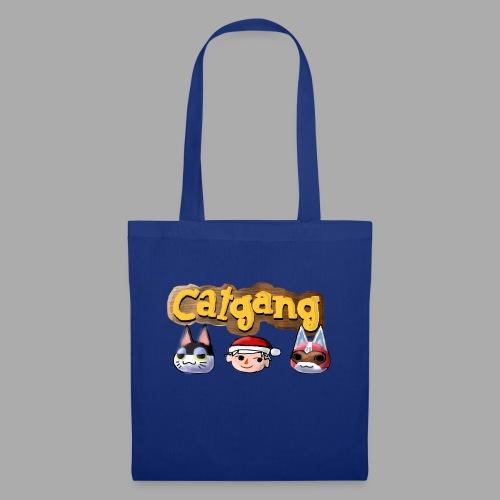 Animal Crossing CatGang - Stoffbeutel