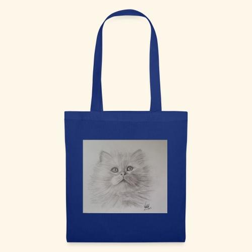 Petit chat - Sac en tissu
