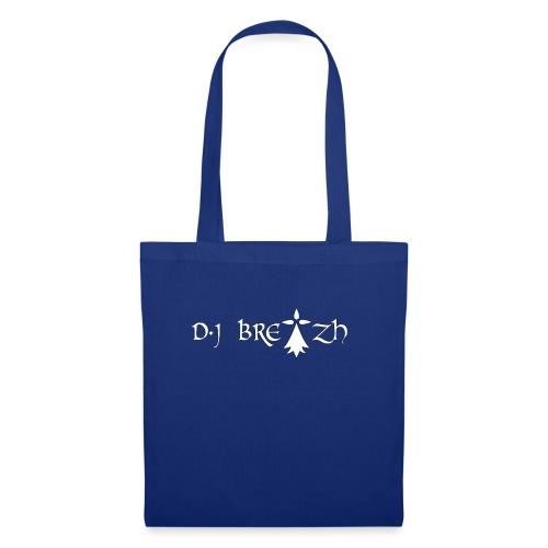 DJ BREIZH - Sac en tissu