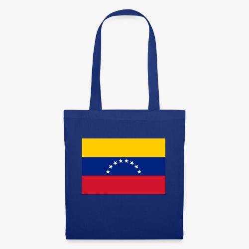 Venezolaanse vlag Venezuela - Tas van stof