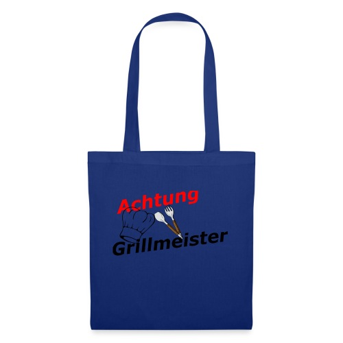 Grillmeister - Stoffbeutel