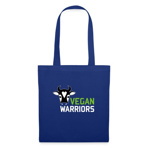 Vegan Warriors - Bolsa de tela