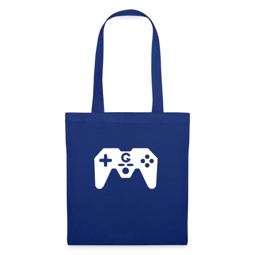 GAMES UOB CONTROL WHITE - Tote Bag