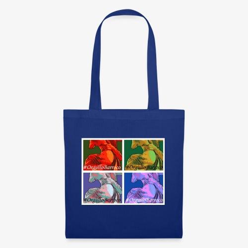 #OrgulloBarroco a lo Warhol - Bolsa de tela
