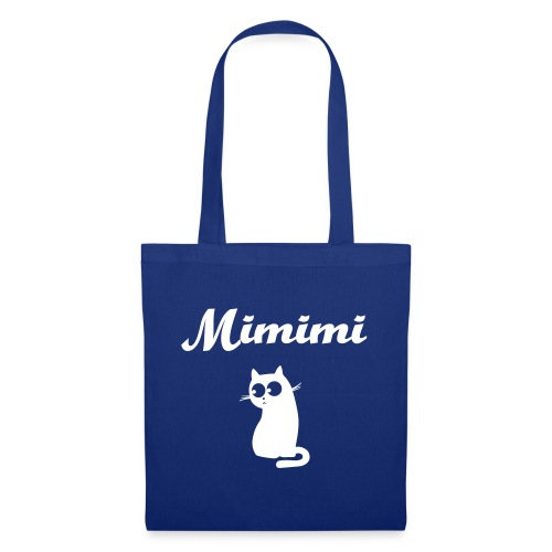 mimimi - Stoffbeutel