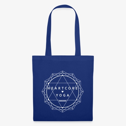 Heartcore Yoga apparel - Tas van stof