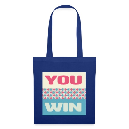 you win 8 - Tote Bag