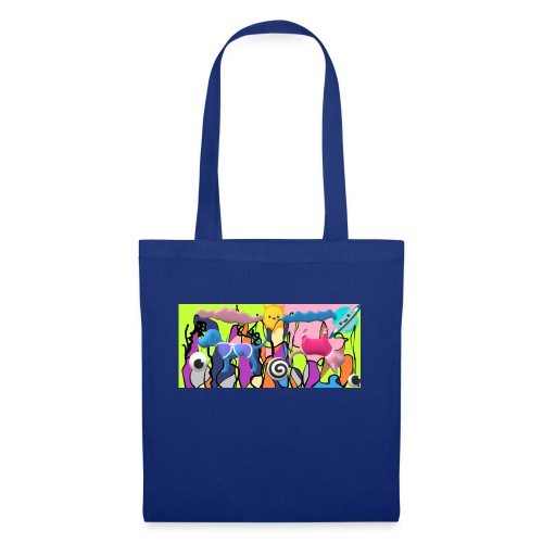 cats and dogs - Tote Bag