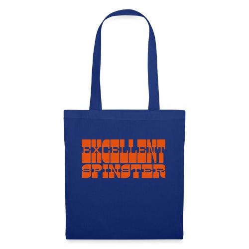 excellent spinster - Tote Bag