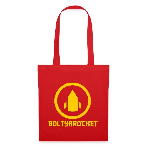 Bolt Ya Rocket - Tote Bag
