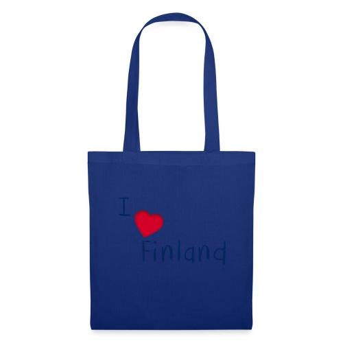 I Love Finland - Kangaskassi