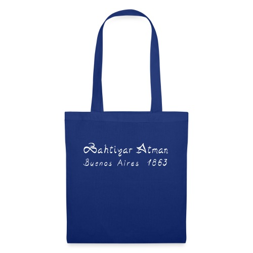Bahtiyar Atman - Tote Bag