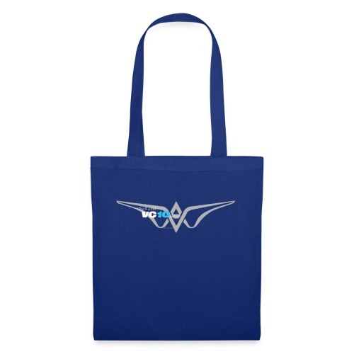 Try a little VC10derness (white text) - Tote Bag