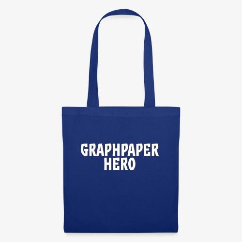 Graphpaper Hero - Tote Bag