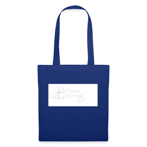 bw signiture - Tote Bag