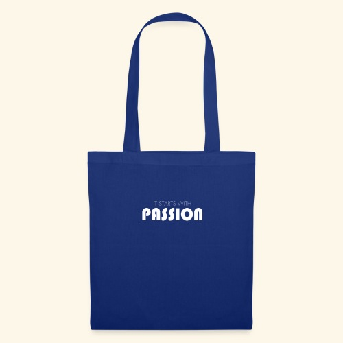 passion2 - Sac en tissu