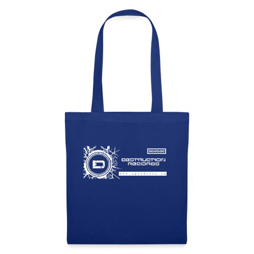 DESTRUCTIONRECORDS STICKERZ STTYLE - Tote Bag