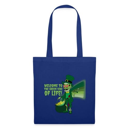 green side - Tote Bag