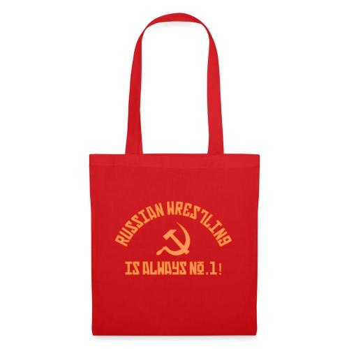 Russian Wrestling No.1 - Tote Bag