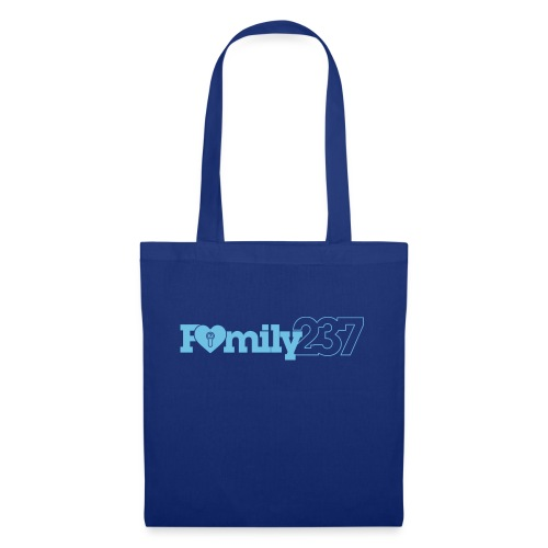 Family237 Blue - Tote Bag