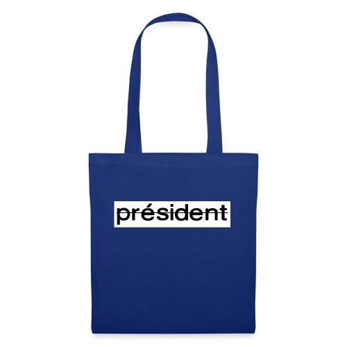 Nêm - Collection Président 2017 - Sac en tissu